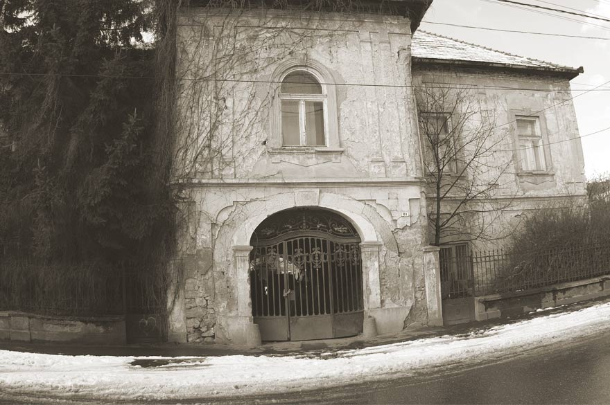 A Rákóczi-Aspremont-kúria története. Fotó: Bakos Zoltán