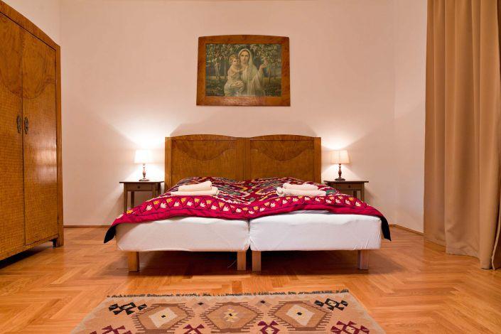 Barta Vendégház, 1-es szoba. Fotó: Szentirmai Zsolt